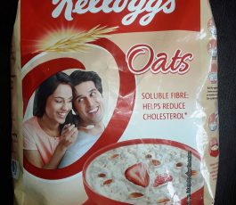 Kellogg's Oats 400 gm