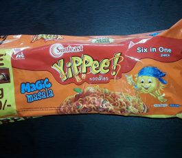 Yippee Noodles 420 gm  + Dark Fantasy Biscuits Free